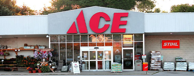 Village Ace hardware store